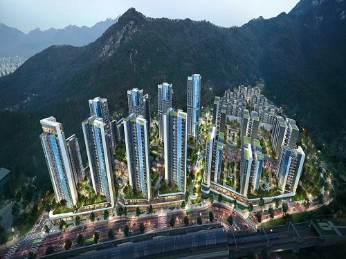 대우건설·동부건설, '상계2구역 재개발 사업' 시공사 선정