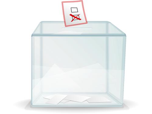 투표함 봉인지 뗀 50대 남성 체포