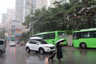 [4일 날씨] 오전부터 비 그친다…일부지역 '눈'
